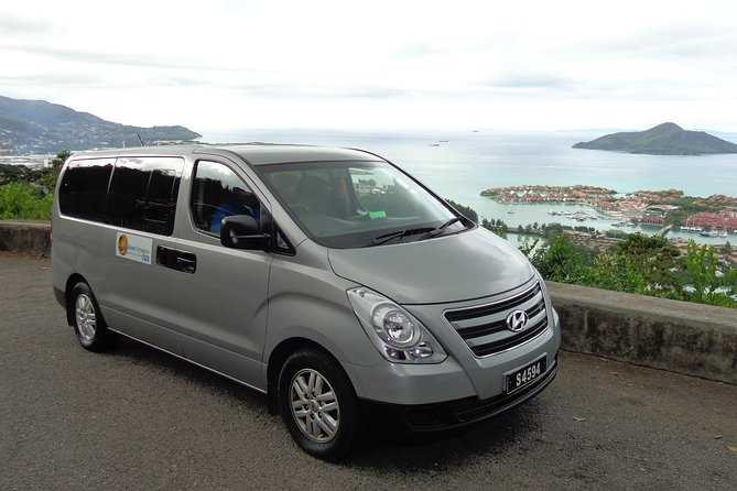 Private ARRIVAL Transfer from Seychelles Airport to any Mahe Hotel