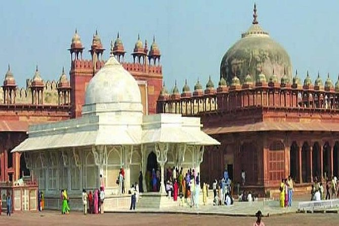 Private transfer - Jaipur to Agra via Fatehpur Sikri