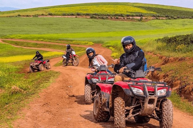 Exclusive ATV tour of Ancient terraces in Anta Valley