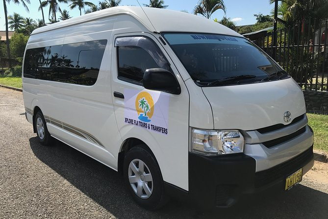 Round Trip Private Transfer From Nadi International Airport To Your Resort