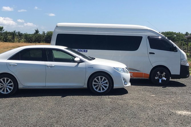 Private Round trip transfer-Nadi Int Airport to ULTIQA Fiji Palms Beach Resort