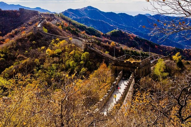 Private Transfer to Mutianyu Great Wall from Tianjin City