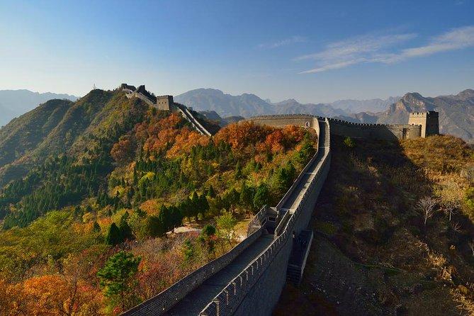 Private Tianjin Port Transfer to Huangyaguan Great Wall