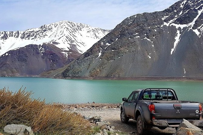 Private transportation from Santiago to Embalse el Yeso