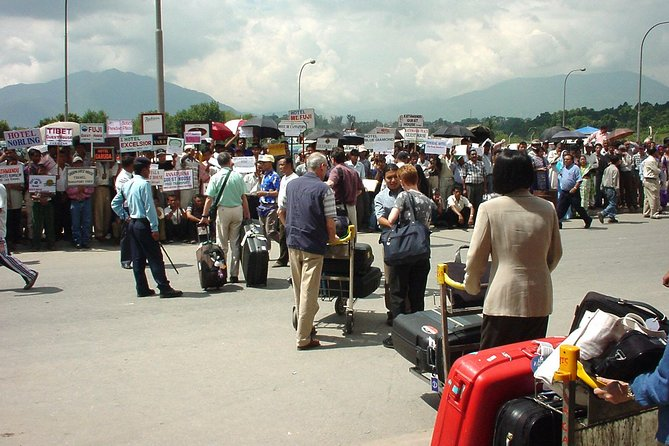 Private Kathmandu Airport Transfer (Airport to Hotel or Hotel to Airport)