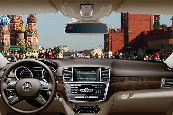 Moscow Private Transfer from Sheremetyevo Airport (SVO) to City centre