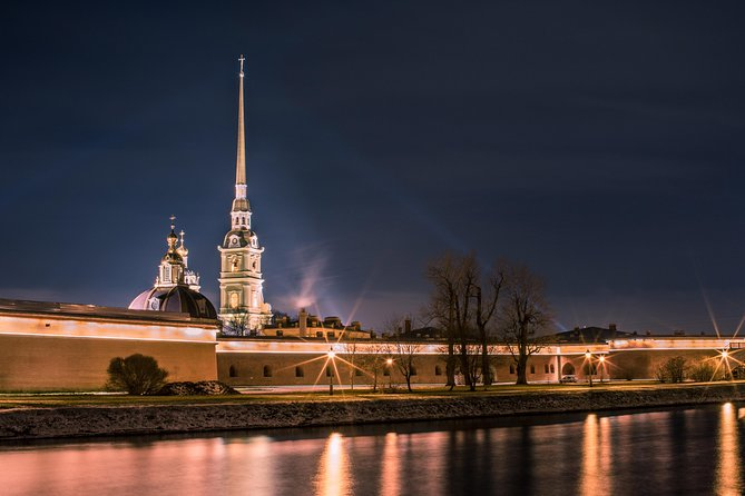 Private Peter and Paul Fortress and Cathedral Tour - with Friendly Local Guide