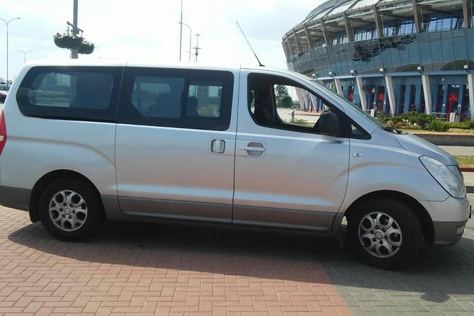 Transfer from Mogilev to Minsk Airport (MSQ) or Minsk city (any address)