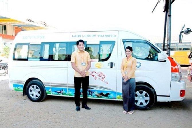 Delad överföring från Luang Prabang till Vang Vieng
