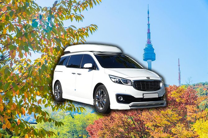 Incheon Airport Transfer- Private service between Airport and Seoul (1-7 pax)
