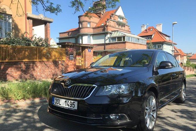From Karlovy Vary to Prague Private Transfer