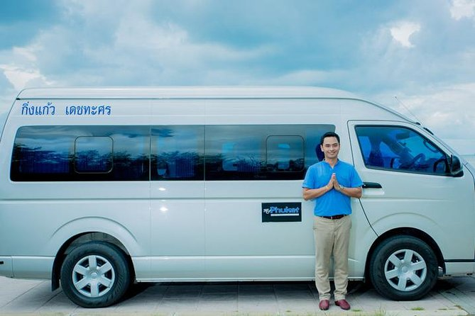 Krabi Airport: Private Transfer to/from Khaolak