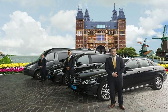 Private 1 - 23 persons Taxi or Bus Transfer Amsterdam in Amsterdam City