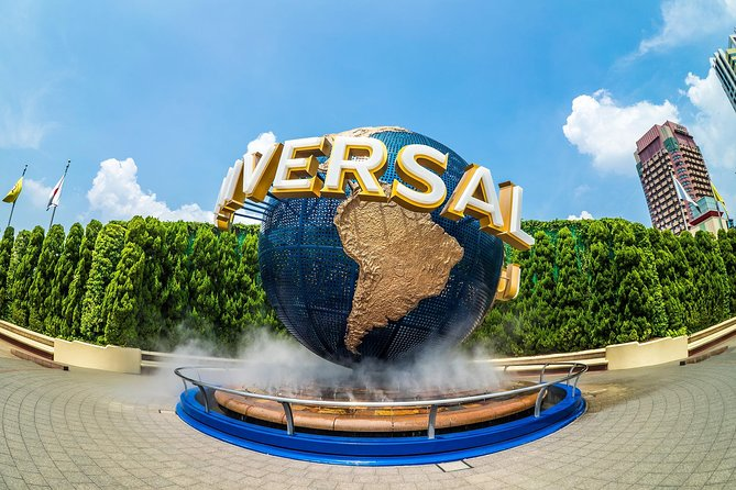 Universal Studio Japan Private Transfer : from USJ to Osaka City (One Way)