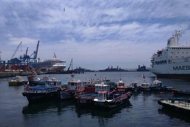 Private Transfer San Antonio pier to Airport