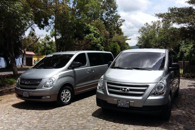 GROUND TRANSFER AIRPORT - ANTIGUA GUATEMALA