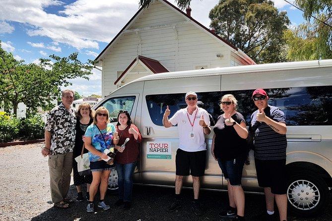 Tour en minibús privado de Napier