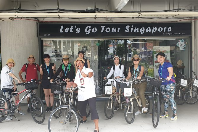 Trails Of Tan Ah Huat : Singapore 1920s. A storytelling guided bicycle tour!