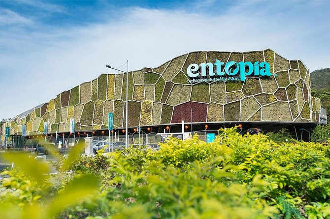 Penang City Tour Met Entopia Butterfly Farm Admission tickets