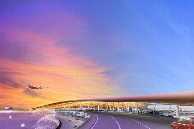 Beijing Capital International Airport Transfer: Airport (PEK) to Hotel Roundtrip