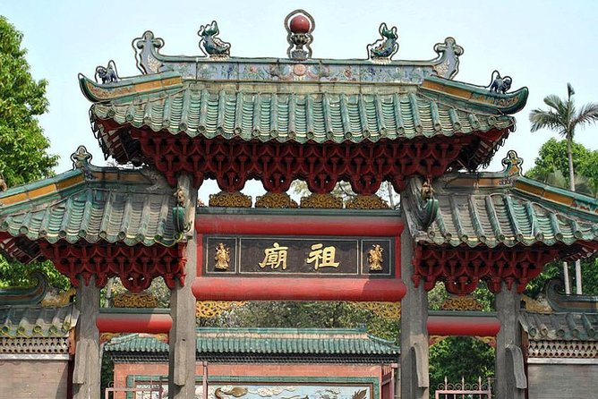Foshan Cultural One Day Tour including Ancestral Temple & Nanfeng Ancient Kiln