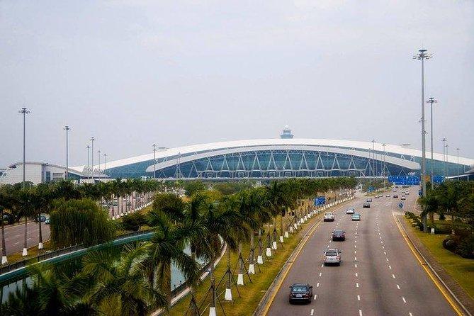 Private Round-Trip Transfer: Guangzhou Baiyun International Airport