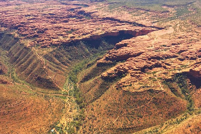 AR7 - Experience all there is on offer - Uluru, Kata Tjuta & Kings Canyon