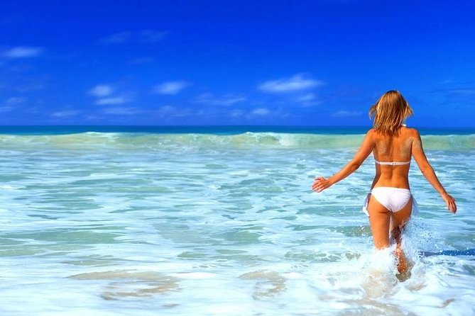 Private Gold Coast Airport Transfer to Byron Bay 7am-6pm