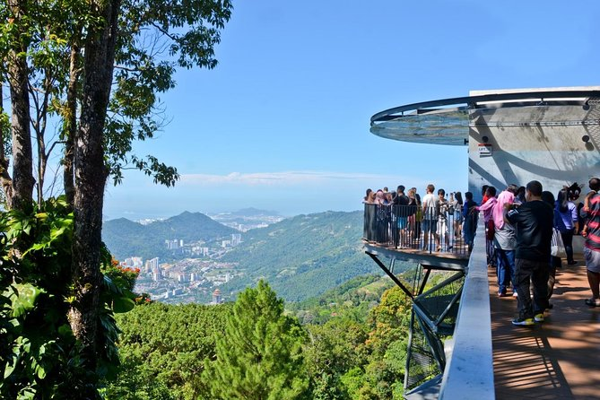 Private Tour : Penang Full Day Exploration from Kuala Lumpur with Lunch