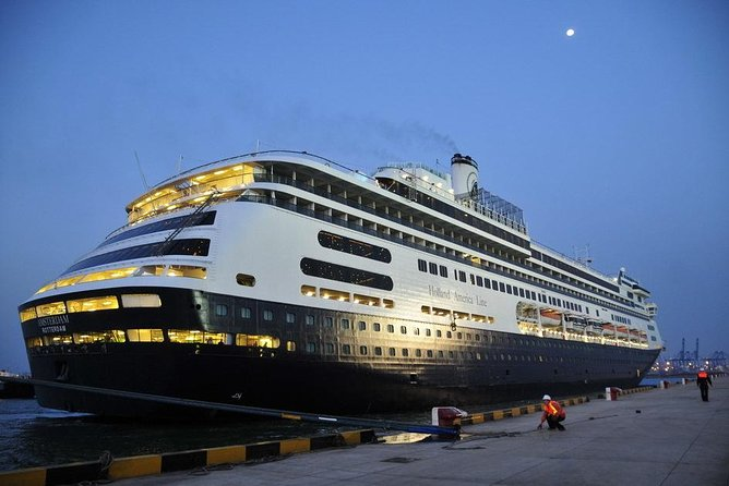 Private Transfer Service - Tianjin Cruise Port transfer to Beijing Airport