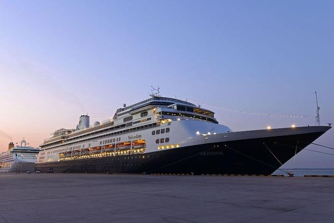 Private Transfer Service - Tianjin Cruise Port transfer to Beijing Hotels