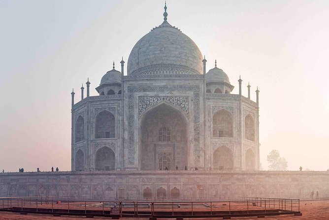 Agra: Sunrise Taj Mahal Tour Including Hotel Pick-up and drop-off photo 10