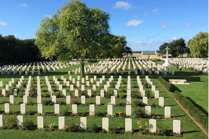D-Day private tour Juno Beach departing Caen with audio guide. 2Pers. minimum