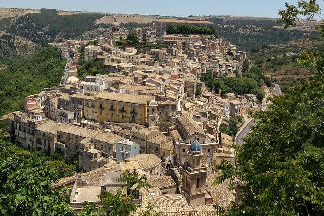 Baroque shades of Sicily (Noto, Modica and Ragusa day tour)