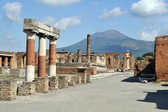 Pompeii Wheelchair Friendly Tour