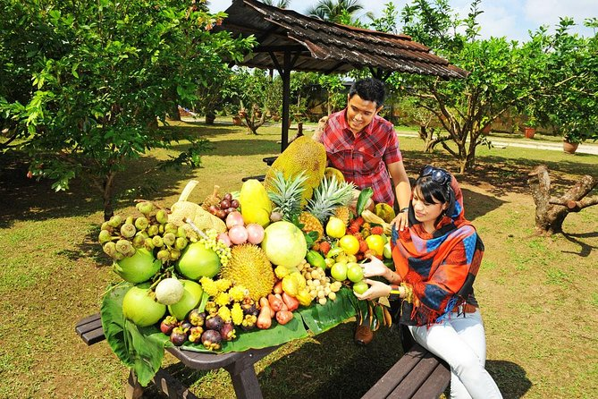 Penang City Tour with Tropical Fruit Farm Admission Ticket