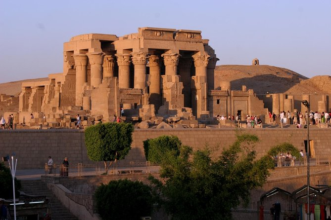 Private Day Tour: Kom-Ombo & Edfu from Aswan