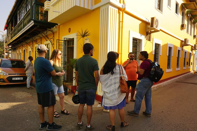 Fontainhas Heritage Walk photo 6