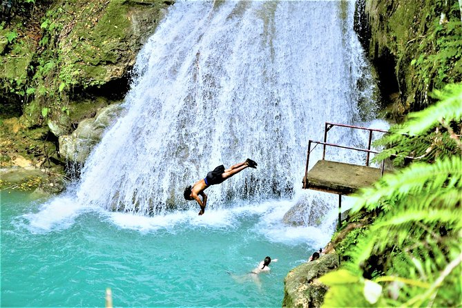 Blue Hole plus Secret Falls and Dunns River Falls Combo from Falmouth Hotels photo 41