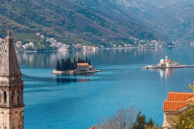 One day private tour from Budva to Perast