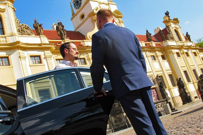 Private Transfer to Prague from Budapest