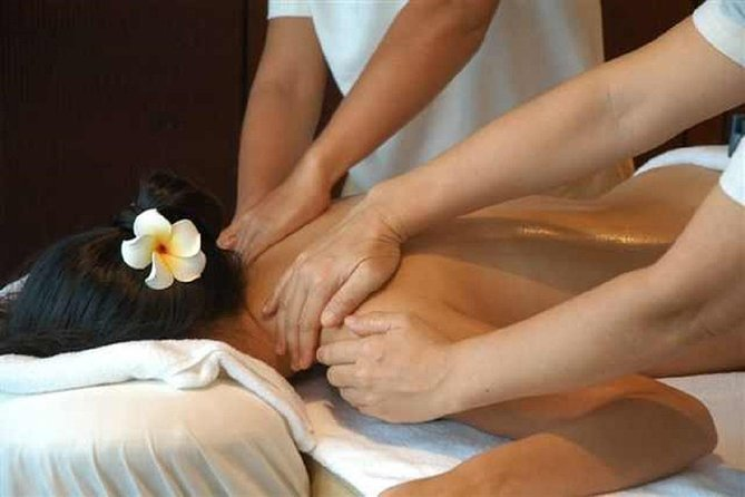 LuxMe Bali Four Hands massage with Hotel Transfer