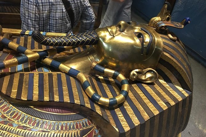 Half Day tour to Cairo Museum