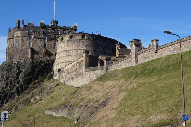 Edinburgh Old Town and Rosslyn Chapel