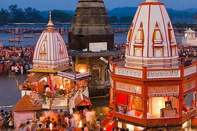 Private 2-Day Trip to Haridwar and Rishikesh from New Delhi