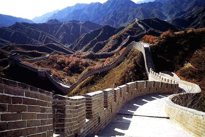Private Transfer Service from Beijing To Juyongguan and Badaling Great Wall photo 9