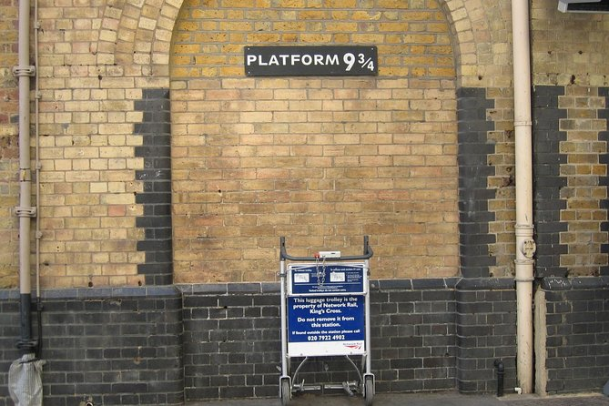 Private Tour of Harry Potter locations in London