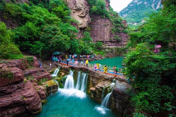 Private Independent Tour to Yuntai Mountain from Luoyang photo 2