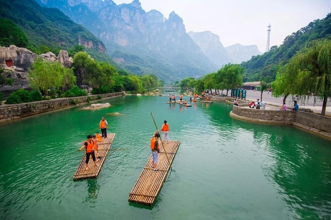 Private Independent Tour to Yuntai Mountain from Luoyang photo 9