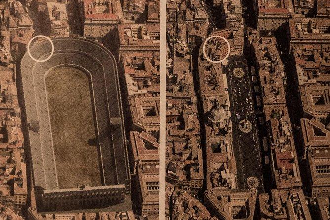 Navona Underground Pantheon and Trevi' Fountain Walking Tour